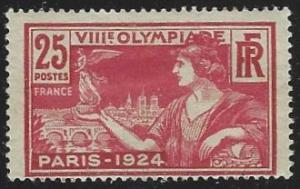 France #199 Mint Hinged Single (H9)