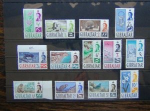 Gibraltar 1960 - 1962 to 10s MM