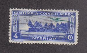 Guatemala Scott #C35 Used