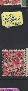 NYASALAND  (P2109BB)  19216    KGV   1 D SG 86  NCHEU  SON  CDS  VFU
