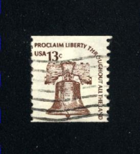 USA #1618  1  used  PD .08