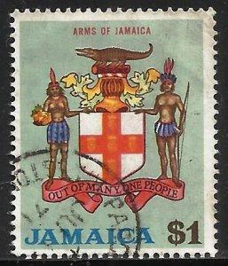 Jamaica 1970 Scott# 317 Used