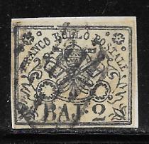 Roman States 3 used 2013 SCV $72.50  -  10465