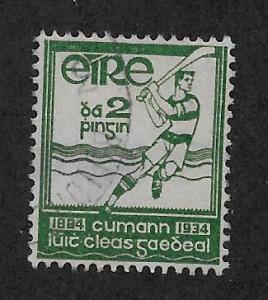 IRELAND SC#  90  FVF/U 1934