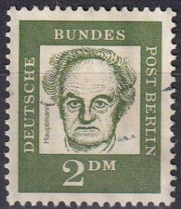 Germany #9N190 F-VF Used CV $4.50 (S10129)