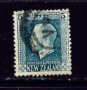 New Zealand 153 Used 1921 issue
