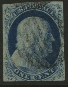 #9 VF+ USED CV$120 BL2857