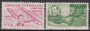Mexico #C199-200 MNH F-VF CV $3.30 (ST674L)