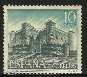 Spain 1967 Scott# 1486 Used