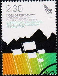 Ross Dependency. 2009 $2.30 Fine Used