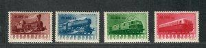 Hungary Sc#785-788 M/NH/VF, Cv. $20