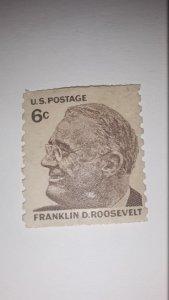 FRANKLIN D. ROOSEVELT 6C