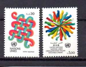 United Nations - Geneva 105-106 MNH