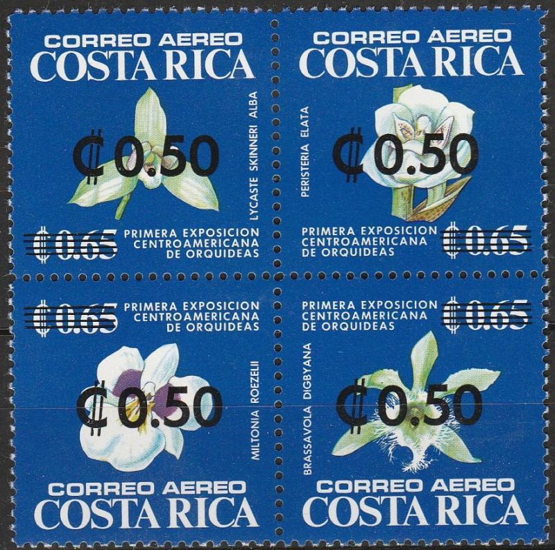 Costa Rica #C726a  MNH CV $2.75 (A17420)