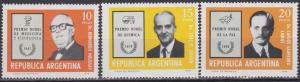 Argentina #1135-7 MNH F-VF (S10813)