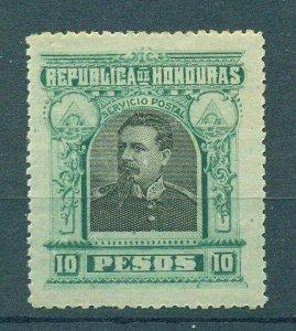 Honduras sc# 64 mh cat value $2.00