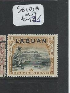 LABUAN  (P2201B) 18C MOUNTAIN SG 100A  MOG