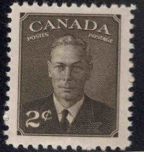 CANADA Scott 285 MH*  stamp