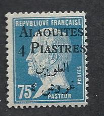 ALAOUITES SC# 21b F OG 1925