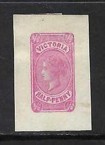 AUSTRALIA VICTORIA CUT SQUARE Z8-129