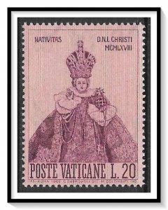 Vatican City #464 Holy Infant Of Prague MNH