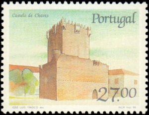 Portugal #1723-1726, Complete Set(4), 1988, Never Hinged