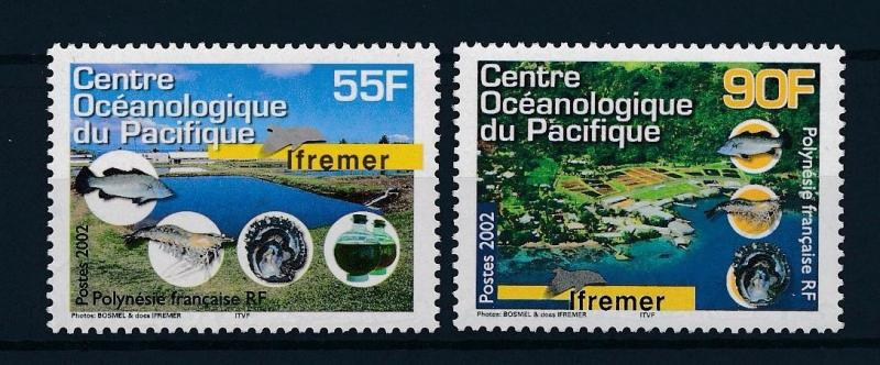 [37849] French Polynesia 2002 Marine life Research institute Fish MNH