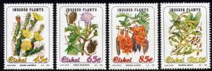 Ciskei - 1993 Invader Plants Set MNH** SG 236-239