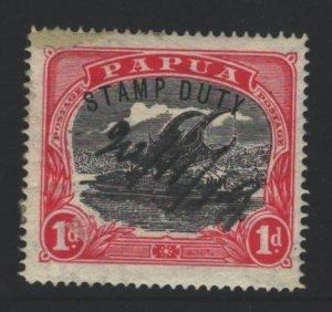 Papua New Guinea Revenue Used
