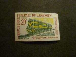 Cameroon #412 Mint Hinged - WDWPhilatelic