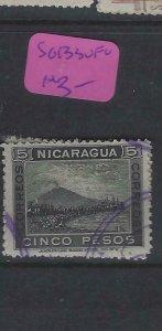 NICARAGUA  (PP0605BB)  MOUNTAIN  5P  SC133    VFU
