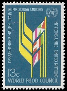 UN New York 1976 #280 Mint NH