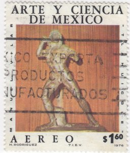 Mexico, Sc C259. Used, 1976, Arts & Science