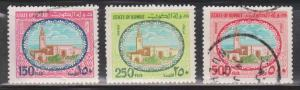 KUWAIT Scott # 864, 866-7 Used - Sief Palace