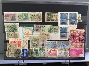 Revenue  stamps of the World  R29869