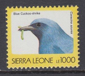 Sierra Leone 1546 Bird MNH VF