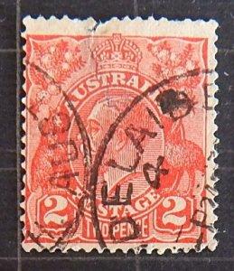 Australia, 1915-1923, King George V