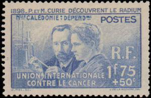 1938 New Caledonia  #B4, Complete Set, Hinged