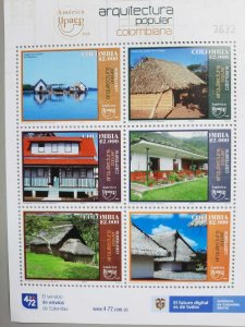 O) 2020 COLOMBIA, AMERICA UPAEP, POPULAR ARCHITECTURE, CULTURAL HERITAGE,