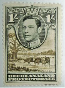 1938 Bechuanaland Protectorate Scott #131 King George VI