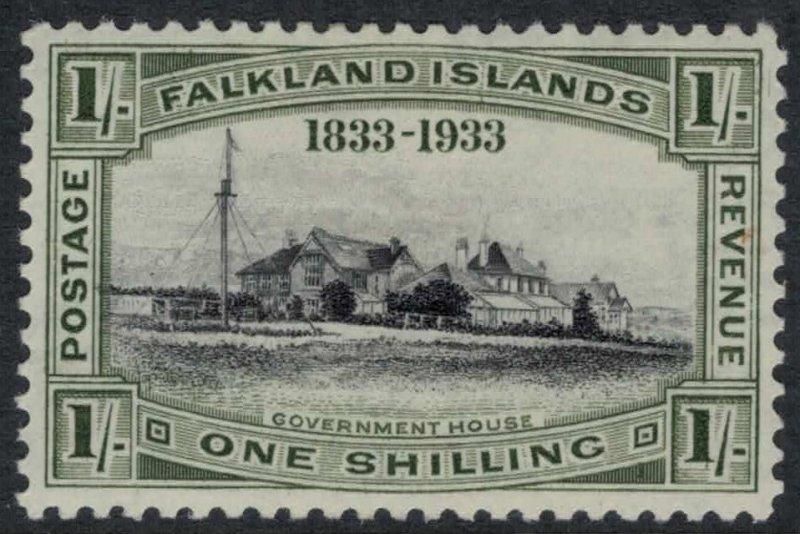 Falkland Is. #72*  CV $75.00