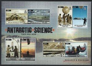 British Antarctic Scott 430 MNH! Antarctic Science!