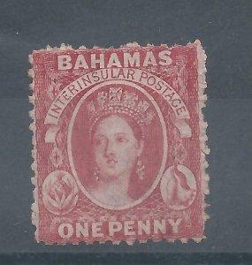 Bahamas 11b H