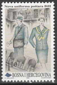 Bosnia & Herzegovina #318  MNH   (K493)