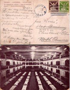 Czechoslovakia, Picture Postcards