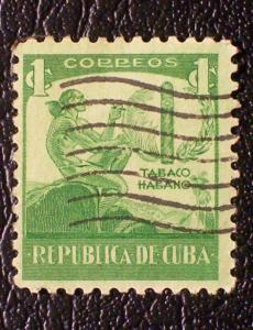 Cuba Scott #356 used