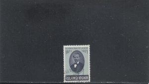 ICELAND *434 USED 2019 SCOTT CATALOGUE VALUE $6.00