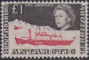 B.A.T. 1969 SC 24 MNH Set Queen Elizaabeth
