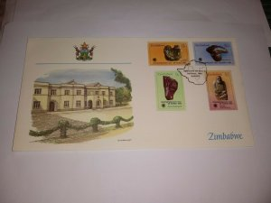 Zimbabwe 1983 Commonwealth Day First Day Cover