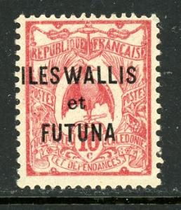 Wallis and Futuna Islands 6 Mint (NH)